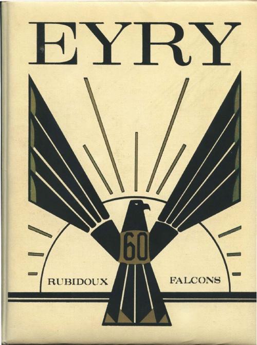 1960 Rubidoux High School Yearbook - Riverside CA - Entire book