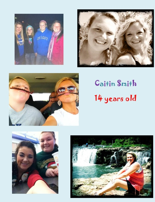 All About Caitin Smith