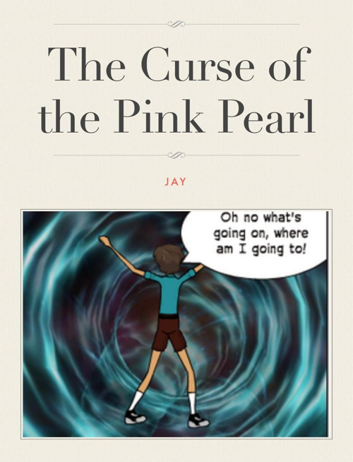 The Curse of the Pink Pearl