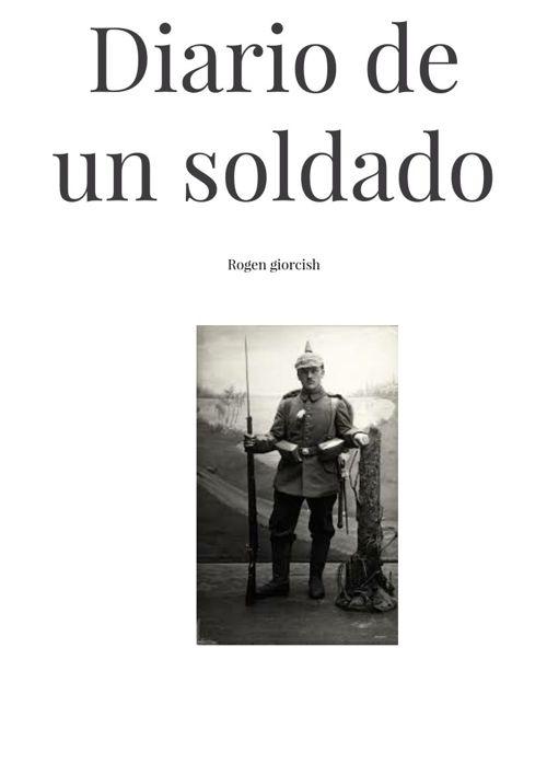 Diario de u  soldado