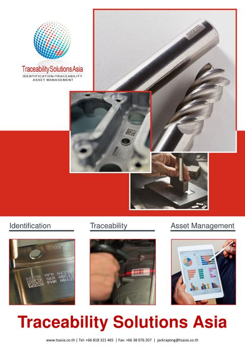 Traceability Solutions Asia Product Catalog (Thai Version)