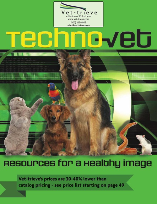 Techno Vet/Vet-Trieve Catalog