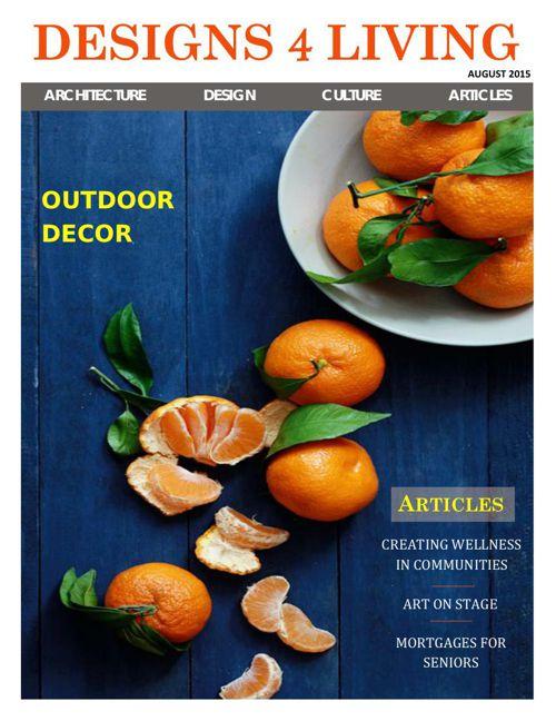 Designs 4 Living Aug 2015 EMagazine