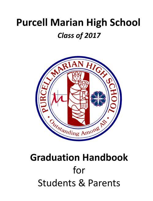 2017 Graduation Handbook