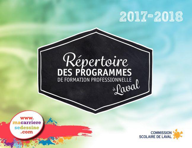 CSDL Formation professionnelle 2017-2018