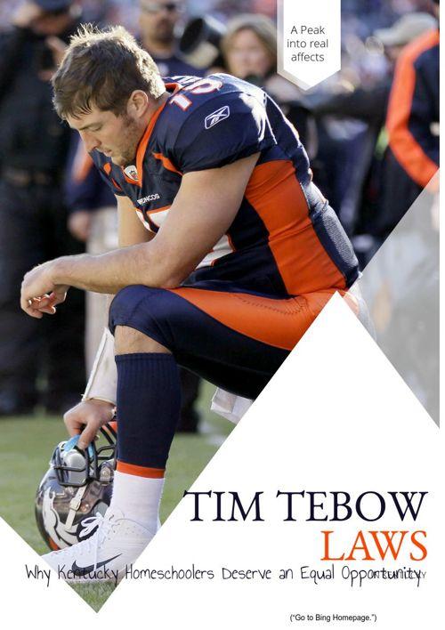 Tim Tebow Law