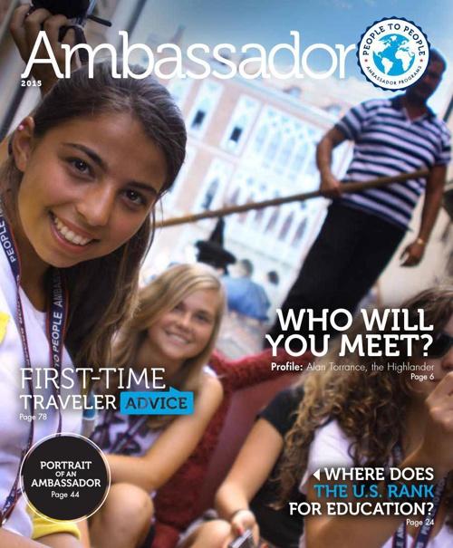 2014/2015 Ambassador Magazine