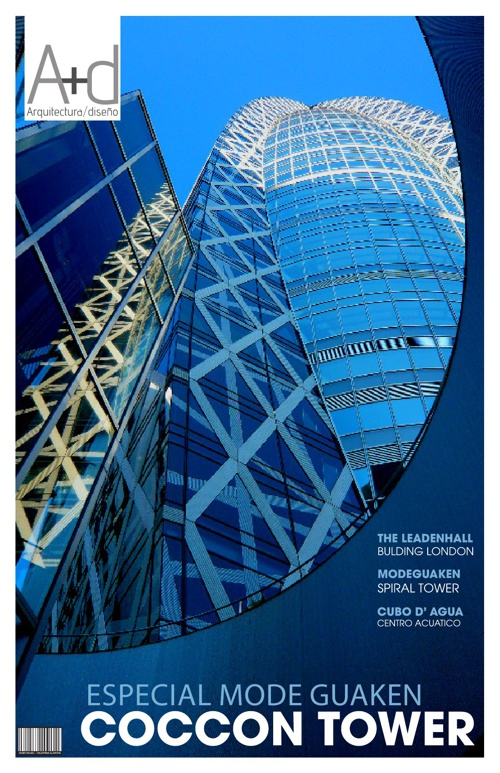 Revista A+d / Arquitectura y diseño