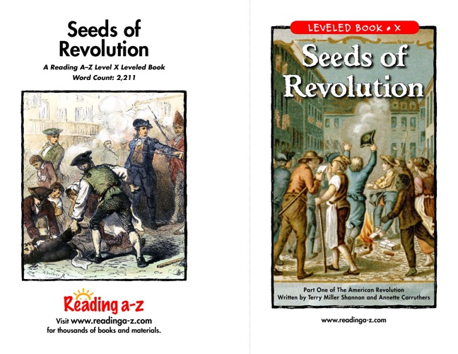 Seeds of a Revolution
