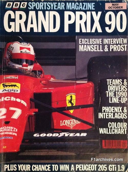 GRAND PRIX - 1990