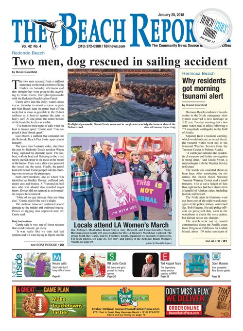 The Beach Reporter   January 25, 2018