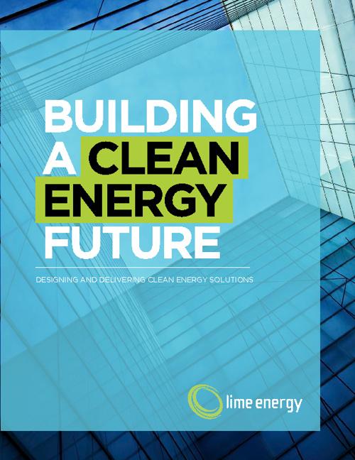 Lime Energy Corporate Brochure