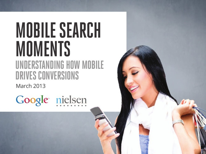 Understanding how mobile drives conversions