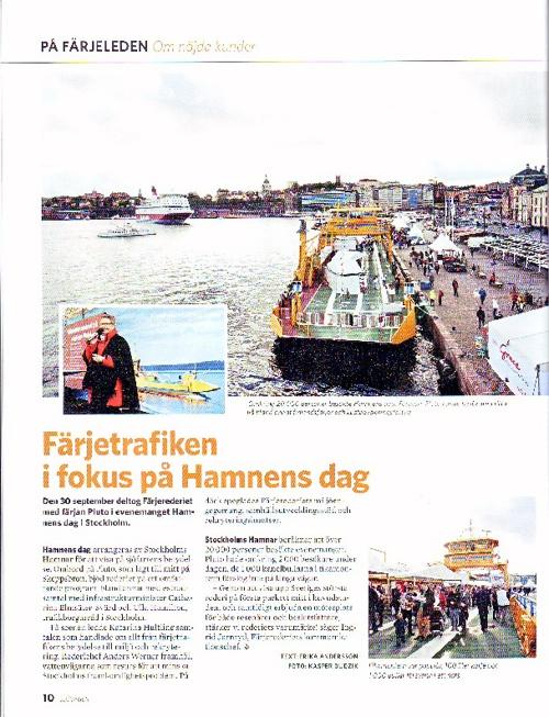 nya sjövägen oktober 2012