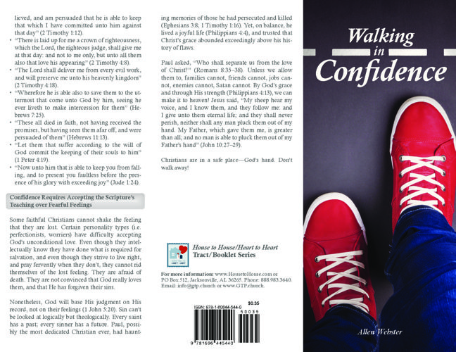 BT0325 - Walking in Confidence