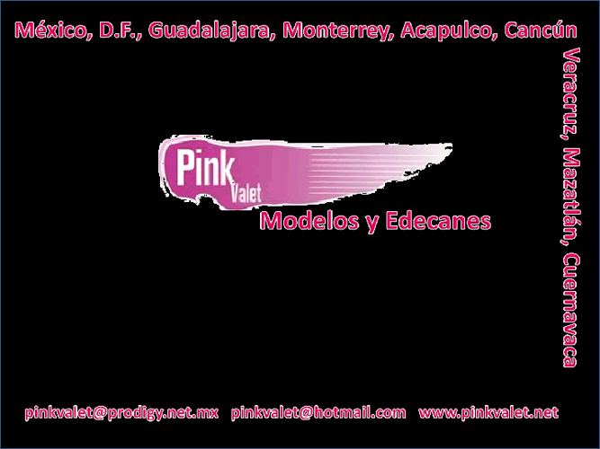Pink Valet mayo 2012