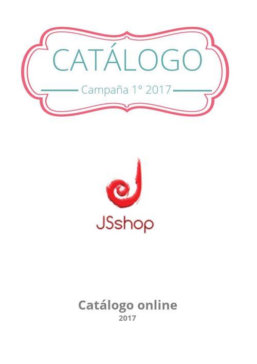 CATALOGO JSSHOP 1 2017
