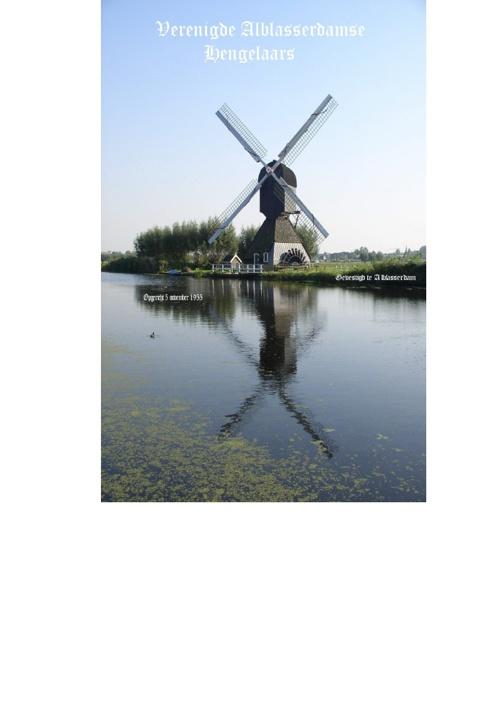 VAH-Clubblad 2012