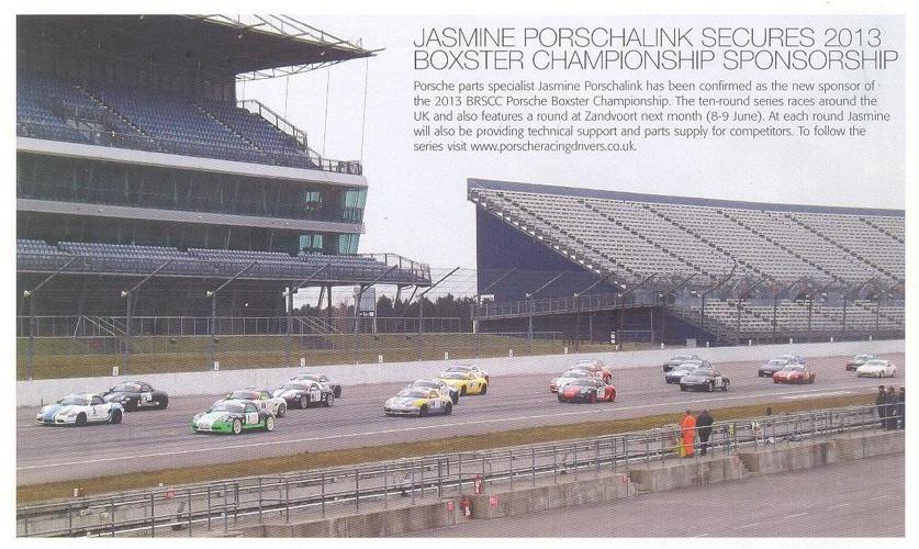 GT Purely Porsche - June 13