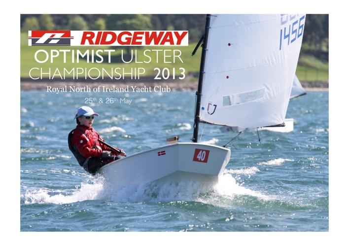 Optimist sailing brochure