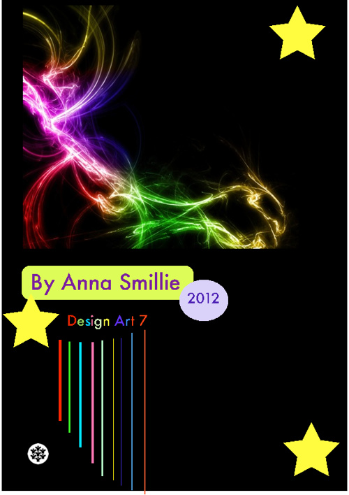 Anna's Design Folder