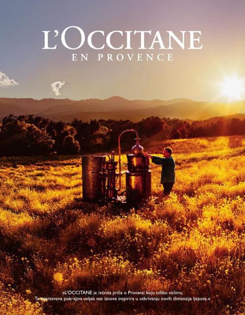 L'Occitane katalog 2014