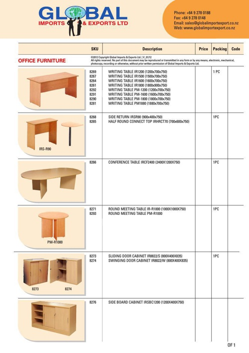 global_office furniture_2012
