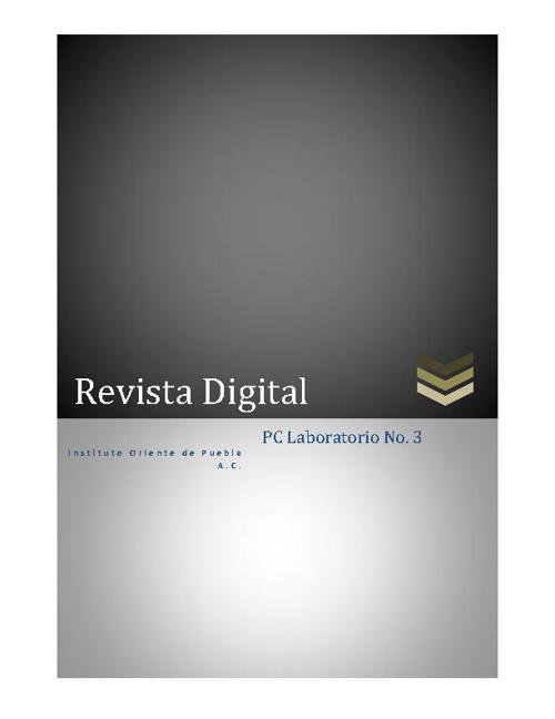 Publicacion Digital