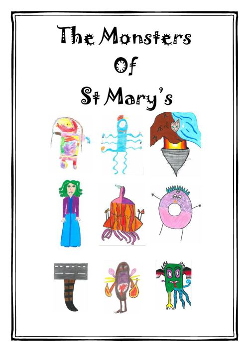 The Monsters of St Mary's