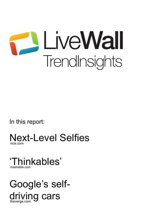 LiveWall TrendInsights