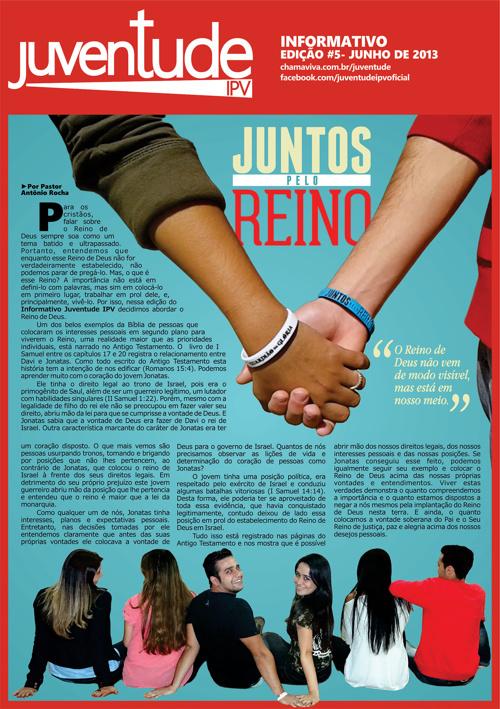 Informativo da Juventude IPV #5
