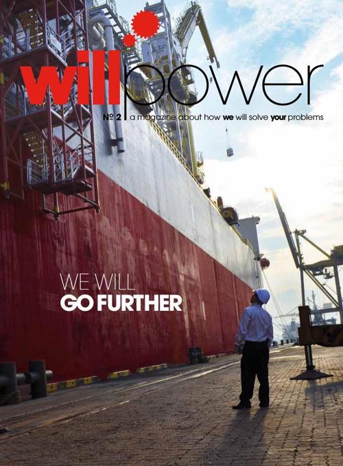 Willpower 2014
