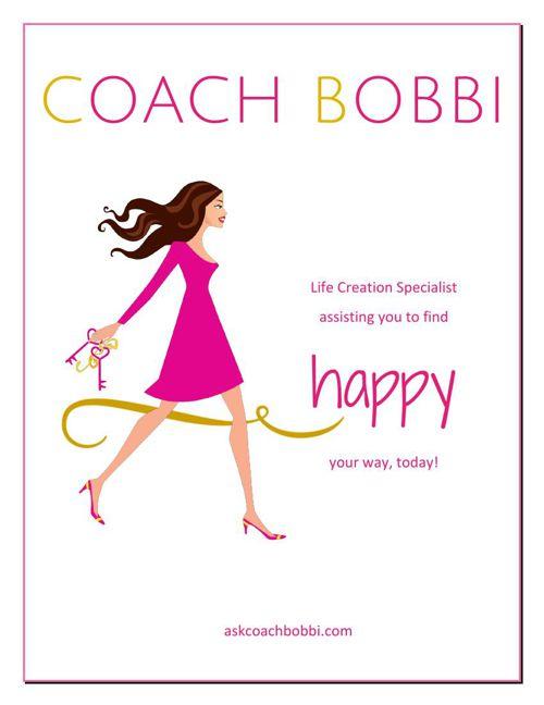Coach Bobbi Session & Program Information February 2015