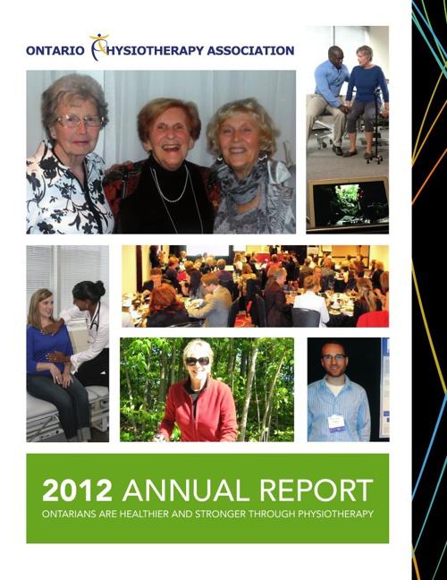 2012 OPA Annual Report