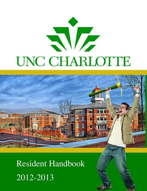 Student Handbook Example 2012-2013