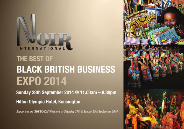 The Best of Black British Business Expo 2014