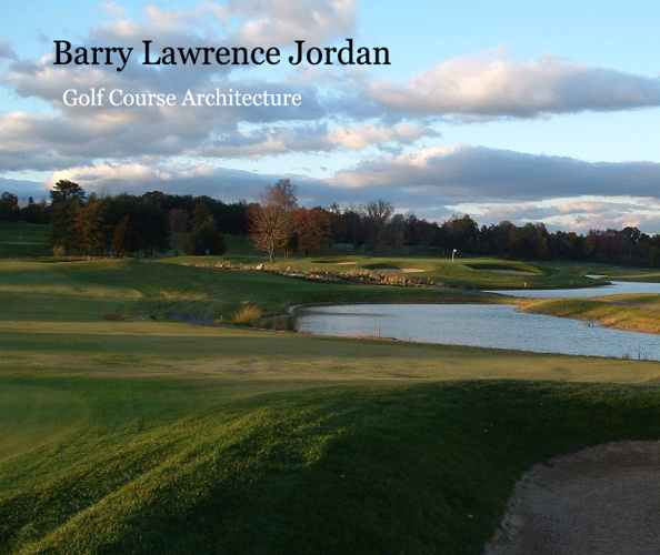 Barry Jordan Golf