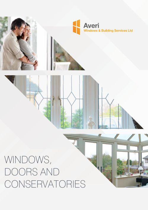 Averi Windows Co Branded Brochure