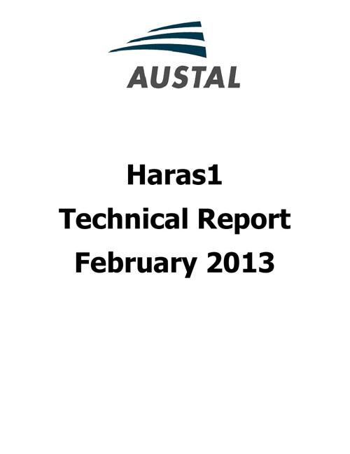Haras1 Technical Visit-February