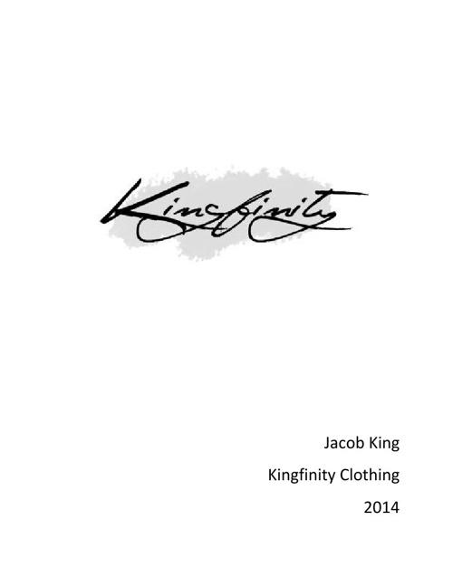 Kingfinity Clothing