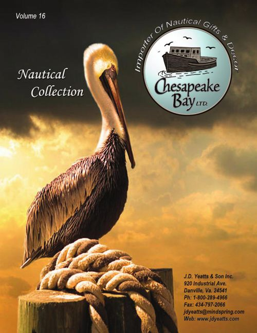 2016 Chesapeake Bay LTD. Nautical Catalog