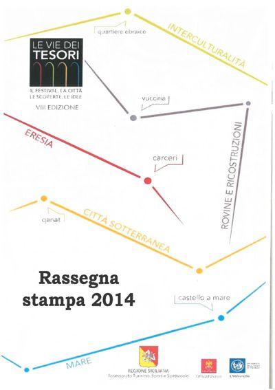 rassegna stampa 2014-2