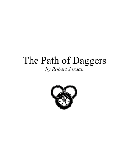 8. The Path of Daggers