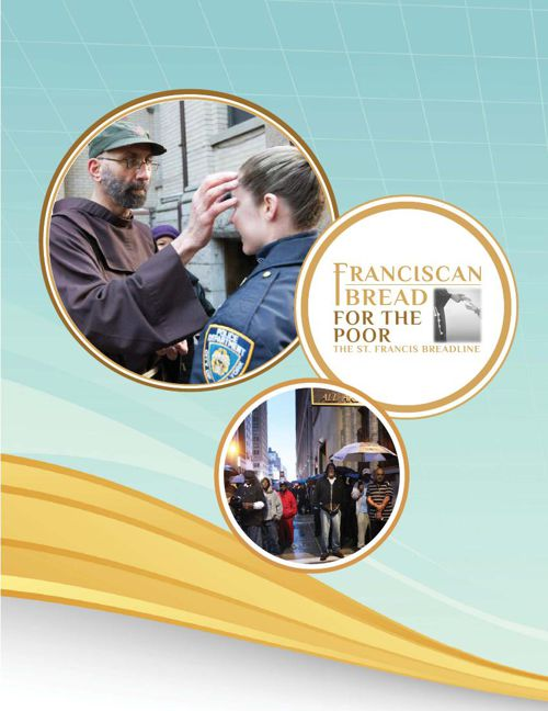 Franciscan Bread For The Poor Newsletter