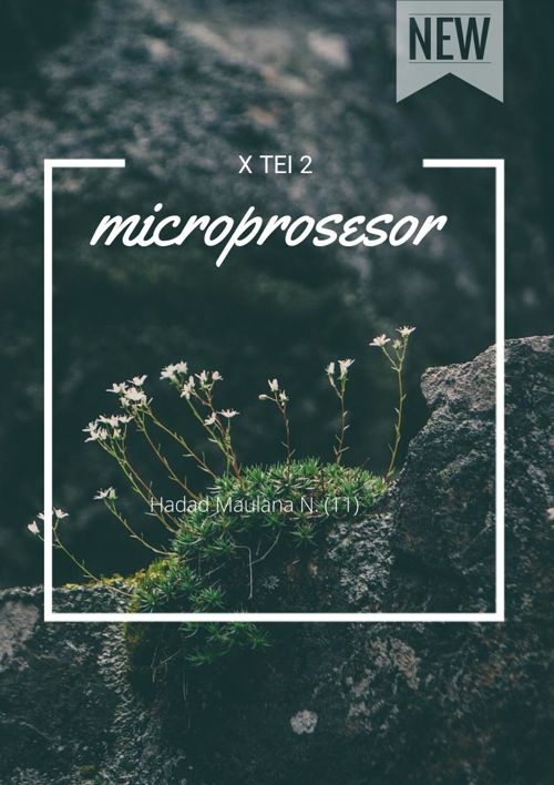Remidi Microprosesor Semester 1