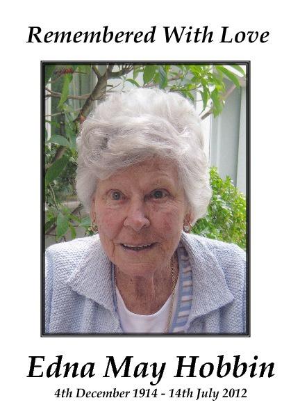 Edna Hobbin