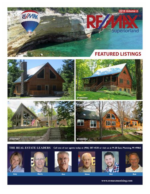 Remax Superiorland 2015 Vol 2