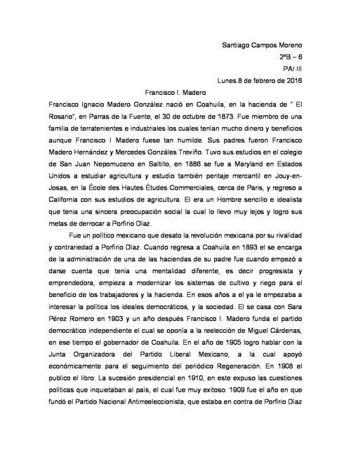 Santiago Campos Moreno 2ºB-6 Texto Expositivo