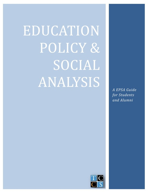 Education_Policy_Social_Analysis_Guide