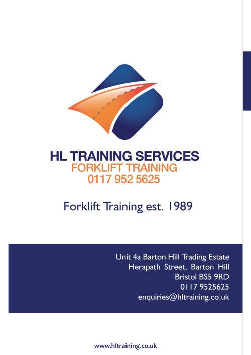 H L Training Brochure